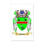 Moodie 35x21 Wall Decal