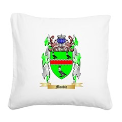 Moodie Square Canvas Pillow