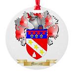 Monzon Round Ornament