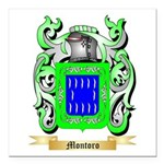 Montoro Square Car Magnet 3