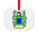 Montoro Picture Ornament