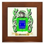 Montoro Framed Tile