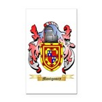 Montgomry Rectangle Car Magnet