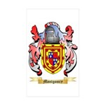 Montgomry Sticker (Rectangle 10 pk)