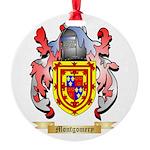 Montgomery Round Ornament