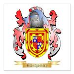 Montgomery Square Car Magnet 3