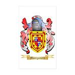 Montgomery Sticker (Rectangle 10 pk)