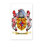 Montgomery 35x21 Wall Decal