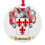 Montford Round Ornament