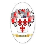 Montford Sticker (Oval 50 pk)