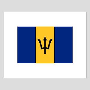 Barbados Flag Posters