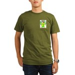 Montez Organic Men's T-Shirt (dark)