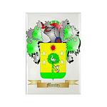 Montez Rectangle Magnet (100 pack)