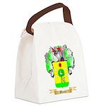 Montez Canvas Lunch Bag