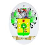Montez Oval Ornament