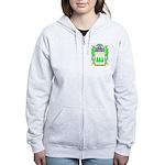 Montesino Women's Zip Hoodie