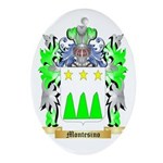 Montesino Oval Ornament
