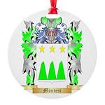 Montesi Round Ornament