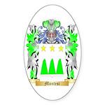 Montesi Sticker (Oval 50 pk)