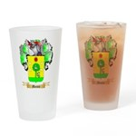 Montes Drinking Glass