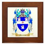 Montero Framed Tile