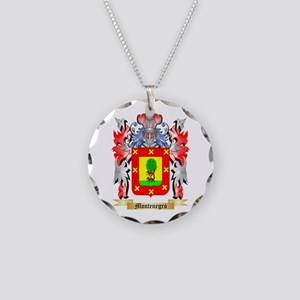 Montenegro Necklace Circle Charm
