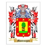 Montenegro Small Poster
