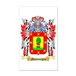 Montenegro 35x21 Wall Decal