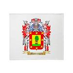 Montenegro Throw Blanket