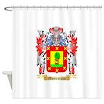 Montenegro Shower Curtain