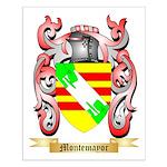 Montemayor Small Poster