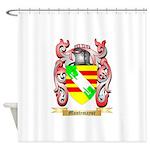Montemayor Shower Curtain
