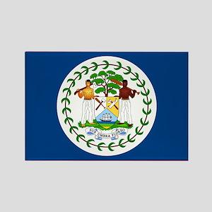 Belize Flag Magnets