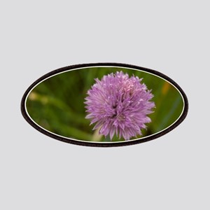 Chive flower Patch