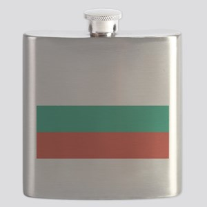 Bulgaria Flag Flask