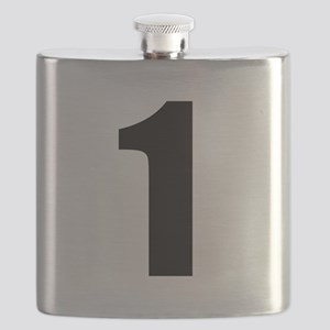Number 1 Flask