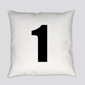 Number 1 Everyday Pillow
