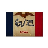 Iowa flag 10 Pack