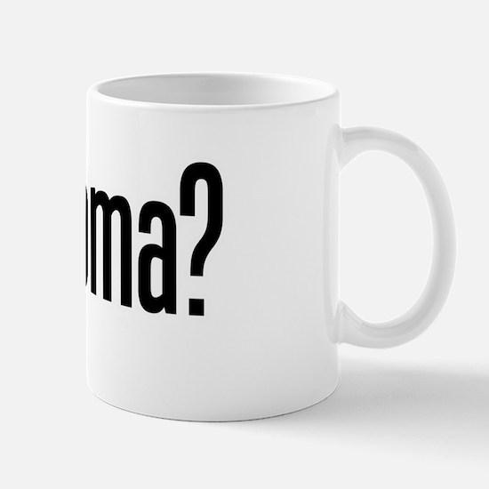 got oma? Mug