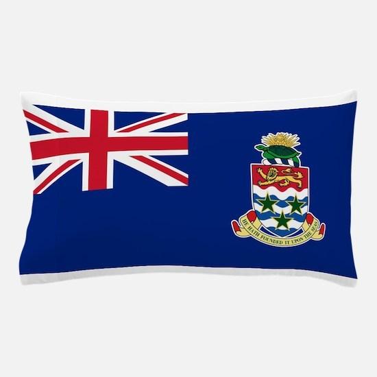 Cayman Islands Flag Pillow Case