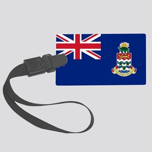 Cayman Islands Flag Luggage Tag