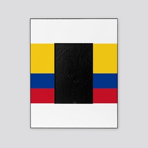 Colombia Flag Picture Frame
