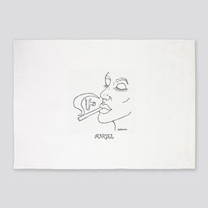 ANGEL 5'x7'Area Rug