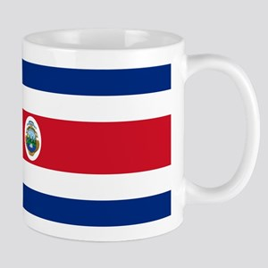 Costa Rica Flag Mugs