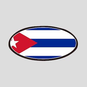 Cuba Flag Patch
