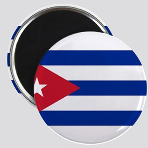 Cuba Flag Magnets