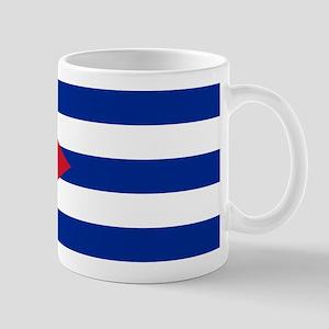 Cuba Flag Mugs
