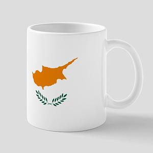 Cyprus Flag Mugs