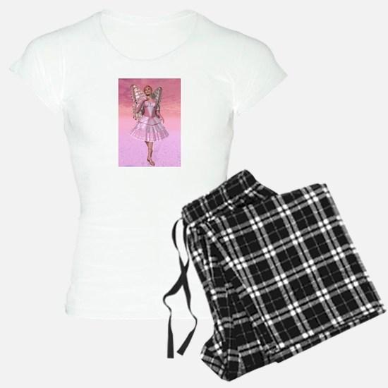 The Pink Fairy Godmother Pajamas