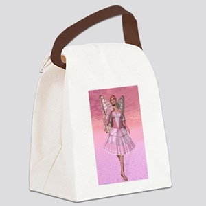 The Pink Fairy Godmother Canvas Lunch Bag